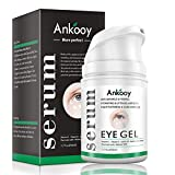 Eye Gel,2020 Eye Cream for Dark Circles and Puffiness,Wrinkles and Fine Lines,Anti-aging Bags,Under Eye Cream Treatment - 1.7 fl oz