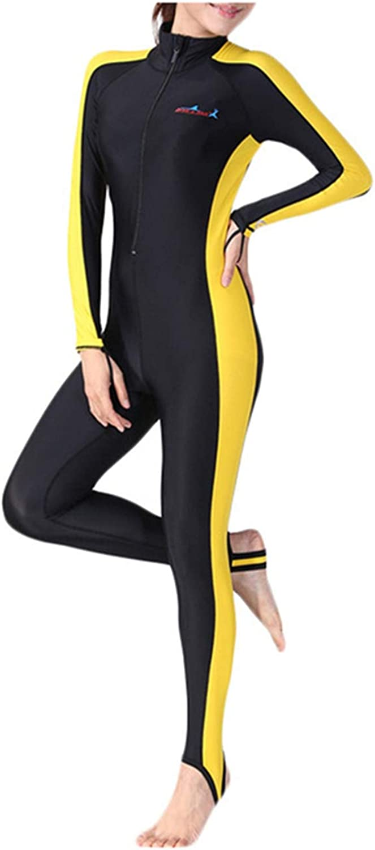 Aowoey Uv Sun Predection Swimwear Stinger Suit Wetsuit Lycra Dive Skin Jumpsuit Full Body Rash Guard Basic Wetsuits