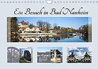 Ein Besuch in Bad Nauheim (Wandkalender 2022 DIN A4 quer): Eine schoenes Andenken fuer alle Bewohner und Gaeste! (Monatskalender, 14 Seiten )