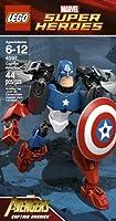 LEGO Super Heroes Captain America 4597 【並行輸入品】