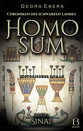 Homo sum. Historischer Roman. Band 1: Sinai (Chroniken des Schwarzen Landes 14)