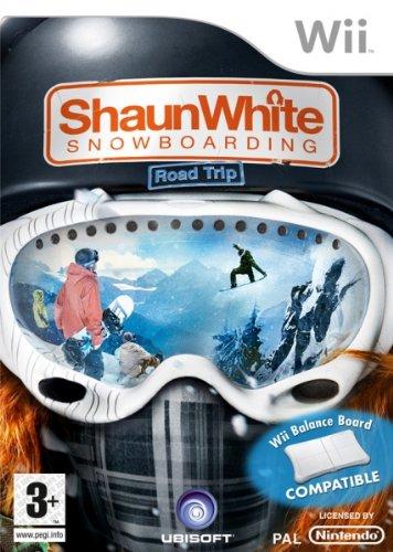 Shaun White Snowboarding Road Trip -Wii Fit Compatible [import anglais] [Importación francesa]