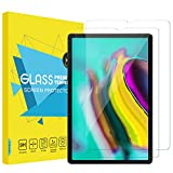 MoKo [2 Stück Folie Kompatibel mit Galaxy Tab S5e - HD 9H Panzerglas Bildschirmschutzfolie Glas Bildschirmschutz Glasfolie Screen Protector Ideal für Galaxy Tab S5e 2019 - Transparent