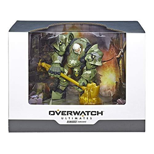 Overwatch Ultimates Series – Figur Reinhardt (Bundeswehr)
