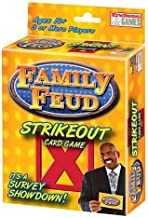 Best Family Feud Strikeout Card Game Review