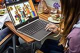HP 14-dk0731ms 14' HD Touchscreen Laptop, AMD Ryzen 3 3200U, 8GB, 128G, Silver