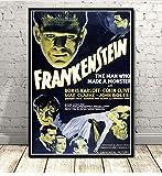 shuimanjinshan Poster druckt Frankenstein Universal Monster