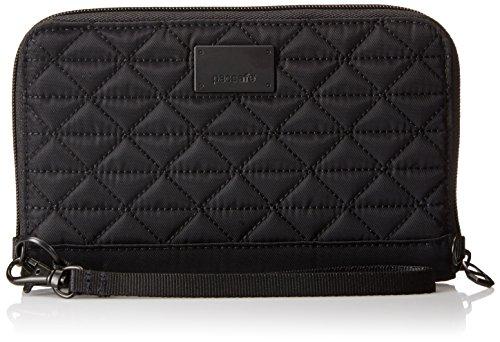 Pacsafe Rfidsafe W200, Black, One Size