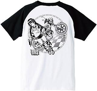 (シシュンキマーブル) 思春期マーブル ふくしま正保ラグラン袖Tシャツ