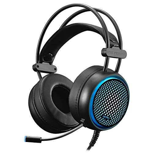 Actto Gaming Headset for PS4, PC, Xbox...