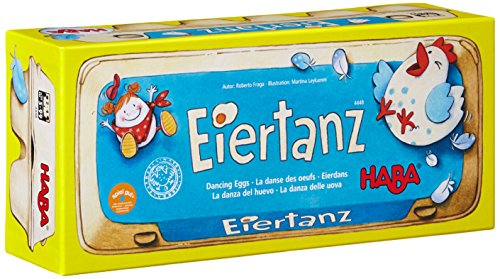 HABA 4448 - Eiertanz Aktionsspiel
