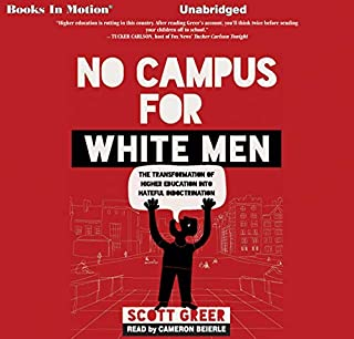 No Campus for White Men cover art