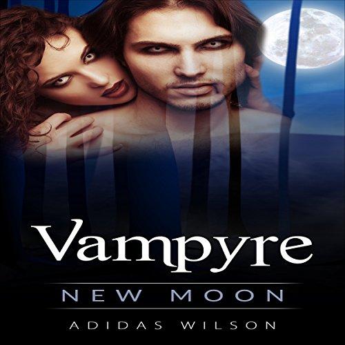 Vampyre audiobook cover art