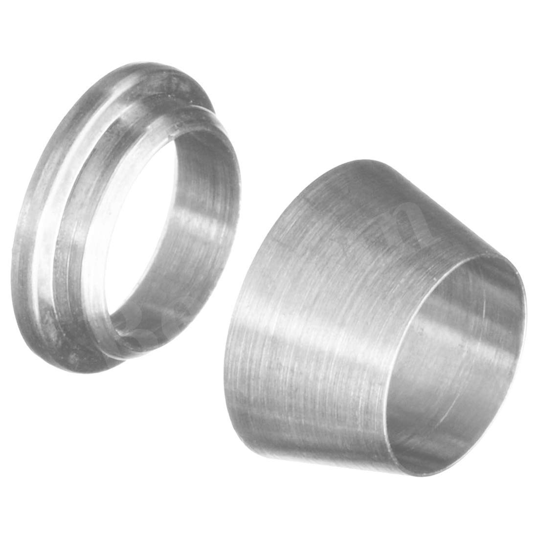 Beduan 304 Stainless Steel Compression 3 Ranking TOP13 Sleeve Genuine Free Shipping Ferrule Fitting