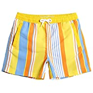 MaaMgic Boys Swim Trunks Toddler Swim Shorts Little Boys Bathing Suit Swimsuit Toddler Boy Swimwear