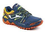 Joma Sierra - Zapatillas de Running para Hombre, Azul (Navy), 45 EU