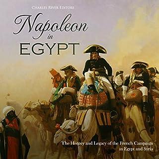 Napoleon in Egypt cover art