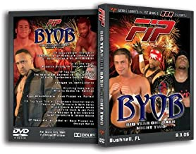 Full Impact Pro Wrestling: FIP - Big Year One Bash Night 2 DVD