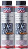 Liqui-Moly MoS2 Anti-Friction Engine Treatment (300 ML) - 2 Pack