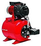 Einhell 4173193 Bomba de agua + mangera de aspiracion 7 m (600 W, 3600 l/h) rojo y...