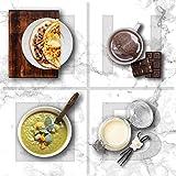 7 días de dieta de proteína fase 1 - SHOCK - 28 reemplazo de comida de proteína + suplemento multivitamínico para su salud!