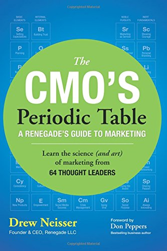 The CMO's Periodic Table: A Renegade's Guide to Marketing (Voices That Matter)