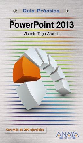 PowerPoint 2013 (Guias Practicas Usuarios)
