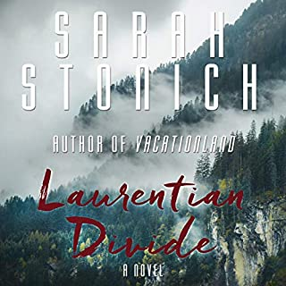 Laurentian Divide audiobook cover art
