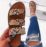 ypyrhh Sandalias Cómodo Casual Zapatos de Playa,Zapatillas de Mujer de Verano,...