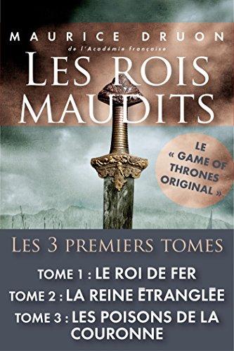 Les rois maudits - Tomes 1, 2 & 3