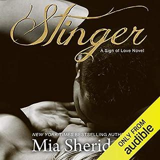Stinger audiobook cover art