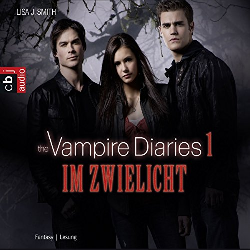 Im Zwielicht (The Vampire Diaries 1) cover art