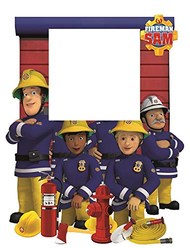 Feuerwehrmann Sam schalter aufkleber Feuerwehrmann Sam Wandaufkleber Lichtschalter Surround M?dchen Jungen Stecker-Wand-Aufkleber