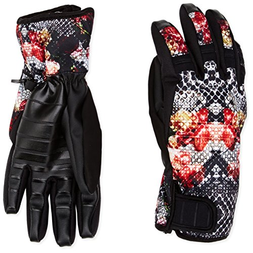 Neff Handschuhe Women's Digger Mehrfarbig L