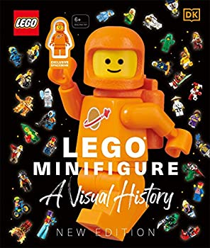 LEGO® Minifigure A Visual History New Edition  With exclusive LEGO spaceman minifigure!