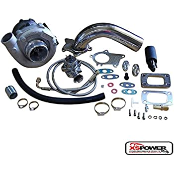 CAMARO FIREBIRD 3.8L 3800 T4 HOT PARTS TURBO TURBOCHARGER KIT 750HP 93-02 F-BODY