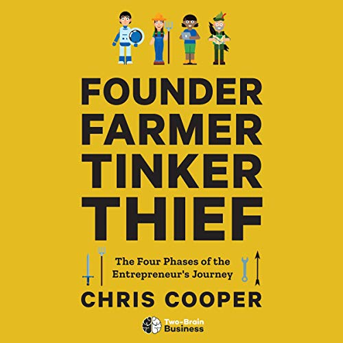 Founder, Farmer, Tinker, Thief  audiobook cover art