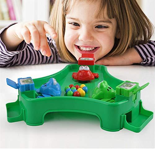 LV one Rana Pacman Juguetes, Bead-a-niño Juguetes interactivos, Juegos de Mesa para niños,2