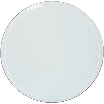 Round Tempered Glass Table Top Pencil Polished Edge 1//4 Thick Glass, 18 Diameter Premium Round Circular Plate Glass