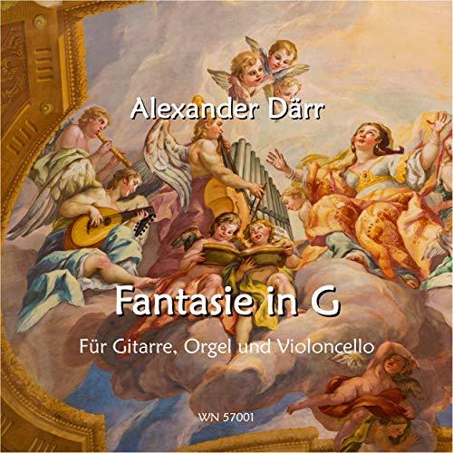 Fantasie in G für Gitarre und Orgel (Instrumental)