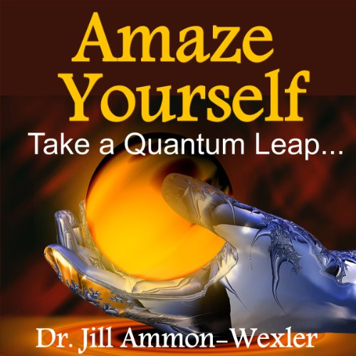 Amaze Yourself audiobook cover art