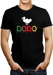 Idakoos Dripping Dodo T-Shirt