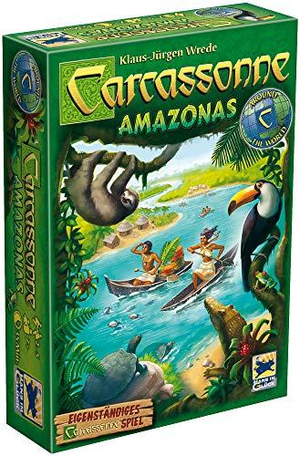 Hans im Glück Carcassonne Amazonas Brettspiel