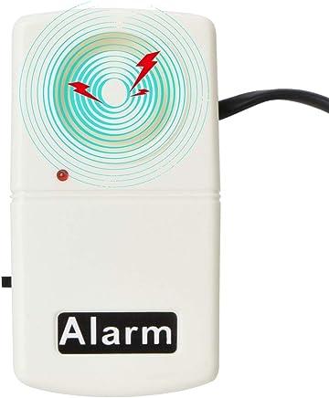 Alarma de seguridad, Alarma automática de falla de energía, Detector de energía Detector de