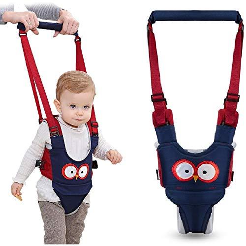 Watolt Baby Walking Harness - Handheld Kids Walker Helper - Toddler Infant Walker Harness Assistant Belt - Help Baby Walk - Child Learning Walk Support Assist Trainer Tool - for 7-24 Month Old