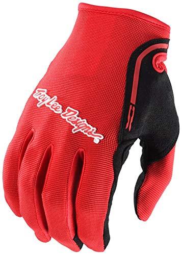 Troy Lee Designs XC Guantes de dedo completo Caballeros rojo (Talla: XXL) Guantes de dedo completo