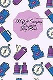 RV & Camping Password Log Book: Tacker Organizer Book