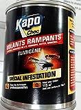 Fumigène Tous insectes - 60 g - KAPO 611441