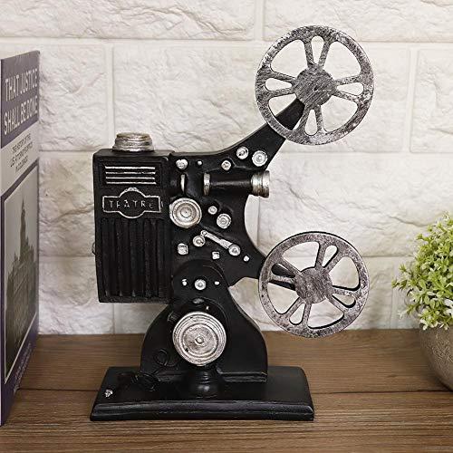 Modello di proiettore cinematografico vintage Modello di proiettore Decor per il cinema