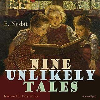 Nine Unlikely Tales audiobook cover art